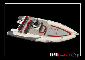 INI Boats 580 Large