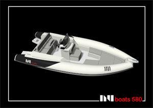 INI Boats 580