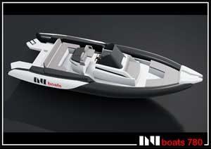 INI Boats 780